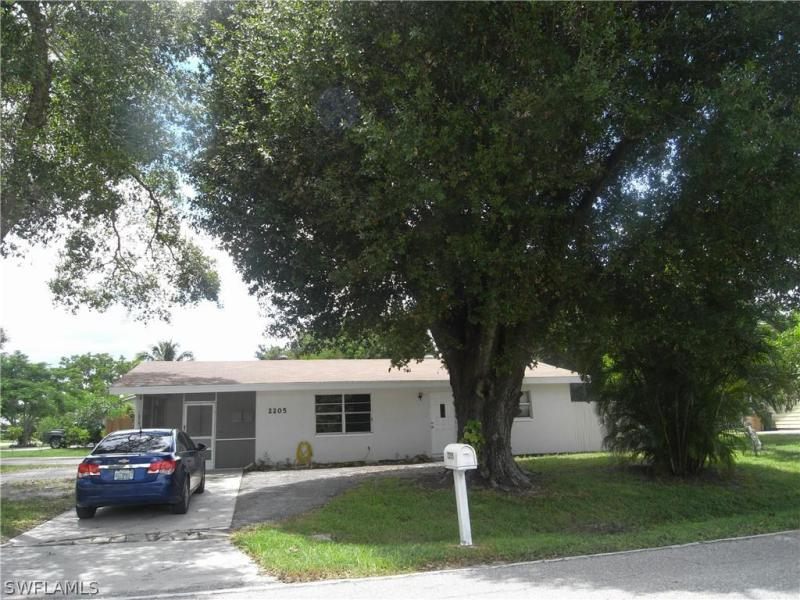 Image of 2205 Tropic AVE  # Fort Myers FL 33905 located in the community of FORT MYERS SHORES