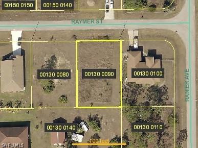 448 Raymer, Lehigh Acres, FL, 33974
