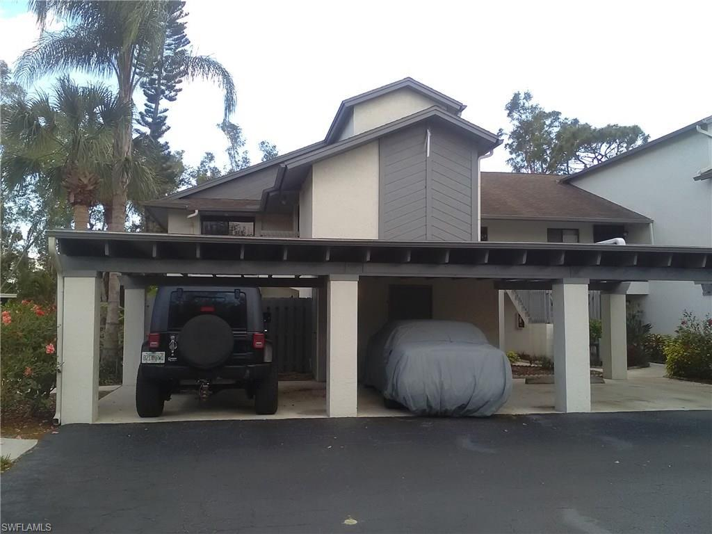 Image of 17456 Silver Fox DR  #A Fort Myers FL 33908 located in the community of NEWPORT GLEN