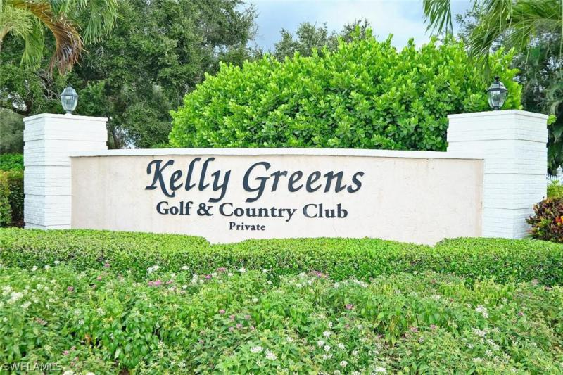 Image of 16440 Kelly Cove DR  #2819 Fort Myers FL 33908 located in the community of KELLY GREENS GOLF AND COUNTRY