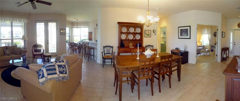 Image of 9231 Bayberry BEND  #104 Fort Myers FL 33908 located in the community of LEXINGTON COUNTRY CLUB