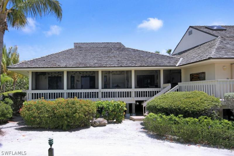 Beach Homes, Captiva, Florida