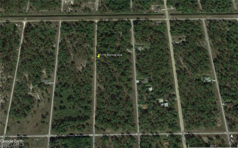 1116 Monroe, Lehigh Acres, FL, 33972