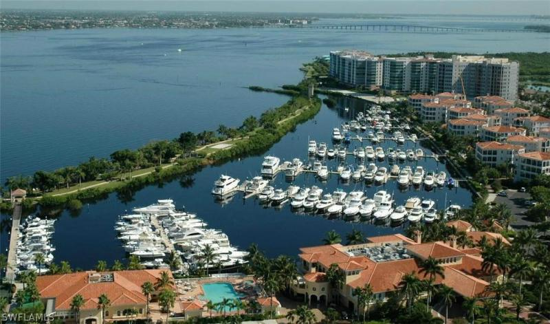 60 Ft. Boat Slip at Gulf Harbour B-7, Fort Myers, FL, 33908
