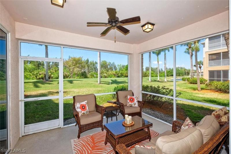 Image of 16430 Millstone CIR  #107 Fort Myers FL 33908 located in the community of LEXINGTON COUNTRY CLUB
