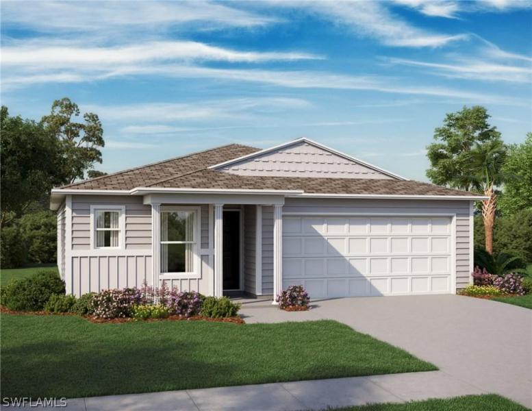 Image of 614 13th TER  # Cape Coral FL 33993 located in the community of CAPE CORAL