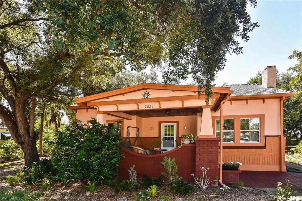 Image of 2028 Katherine ST  # Fort Myers FL 33901 located in the community of FORT MYERS