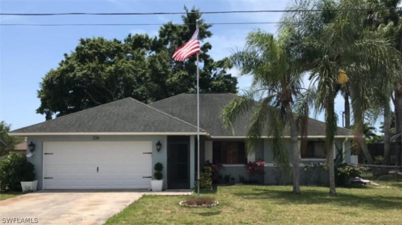 Cape Coral Homes for Sale -  Single Story,