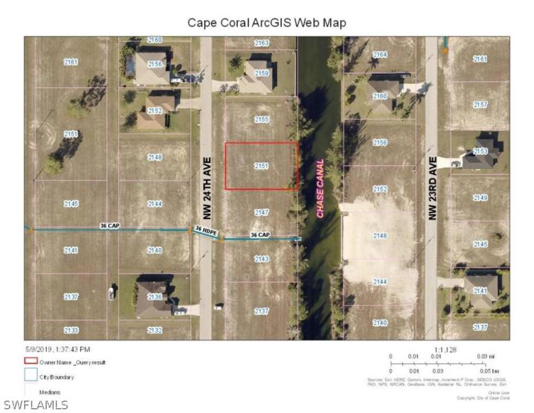 2151 Nw 24th Avenue, Cape Coral, Fl 33993