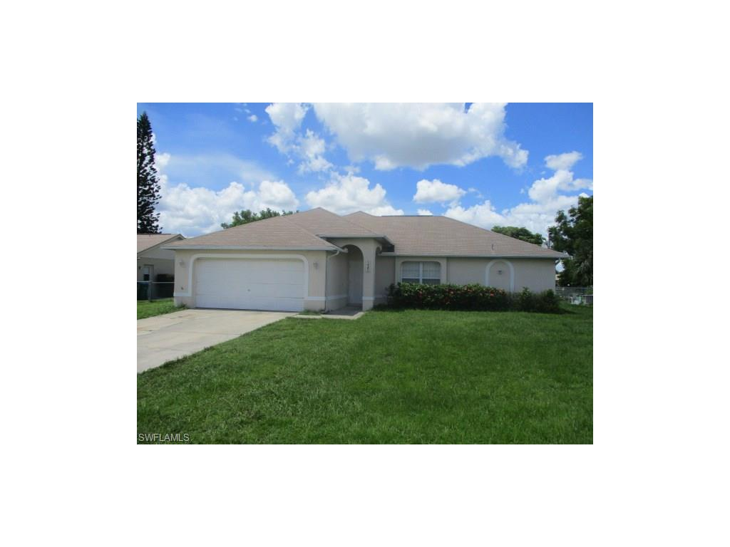 216 14th ST, Cape Coral, FL 33990