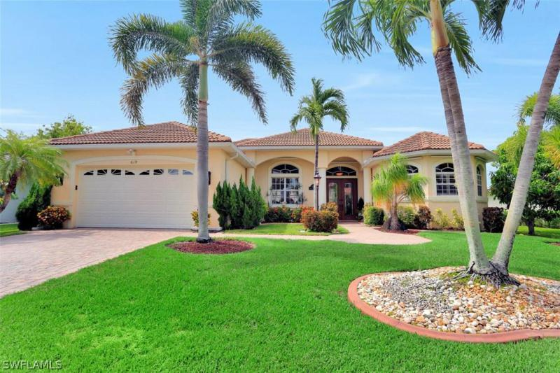 One of Cape Coral 3 Bedroom Homes for Sale at  53rd