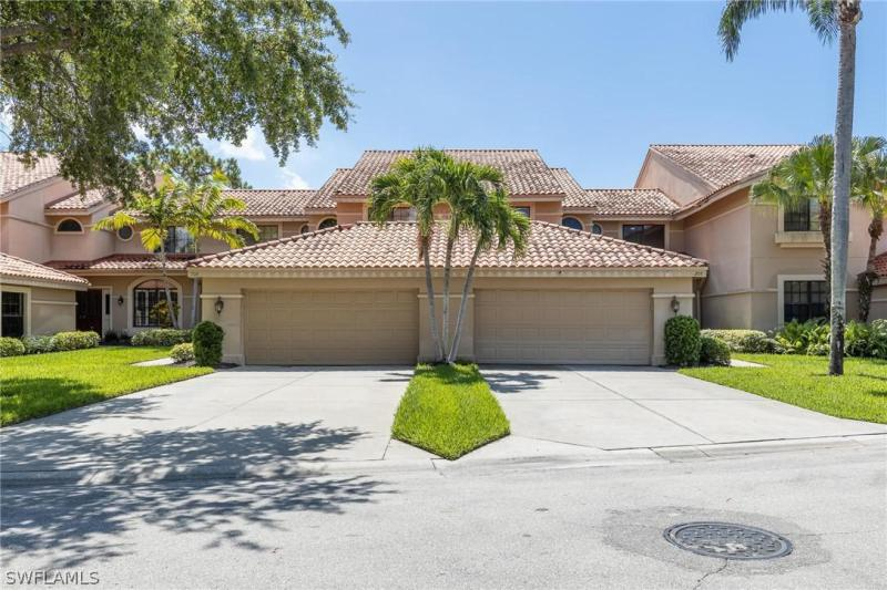 IMAGE 1 FOR MLS #221052011 | 16391 FAIRWAY WOODS DRIVE #205, FORT MYERS, FL 33908