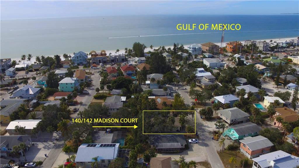 Photo of Lynns Highland Park 140 Madison in Fort Myers Beach, FL 33931 MLS 218002978