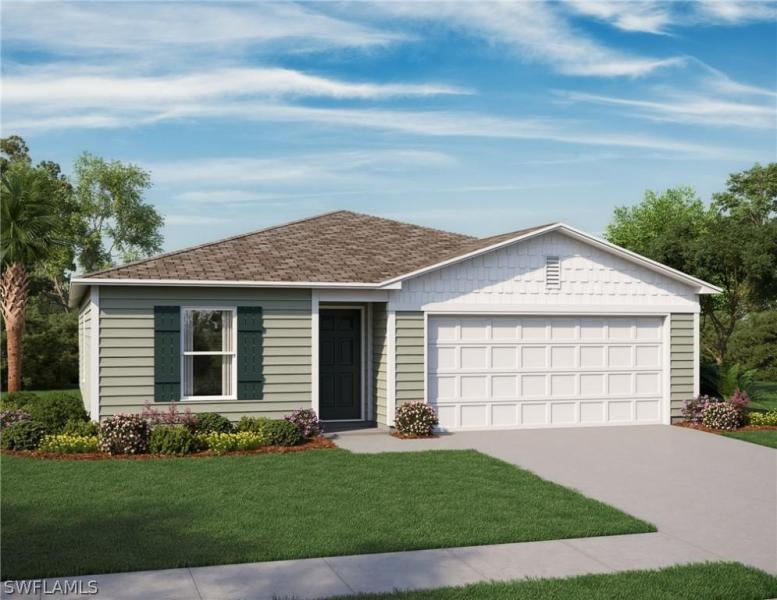 Image of 3833 Huntley ST  # Fort Myers FL 33905 located in the community of BUCKINGHAM PARK