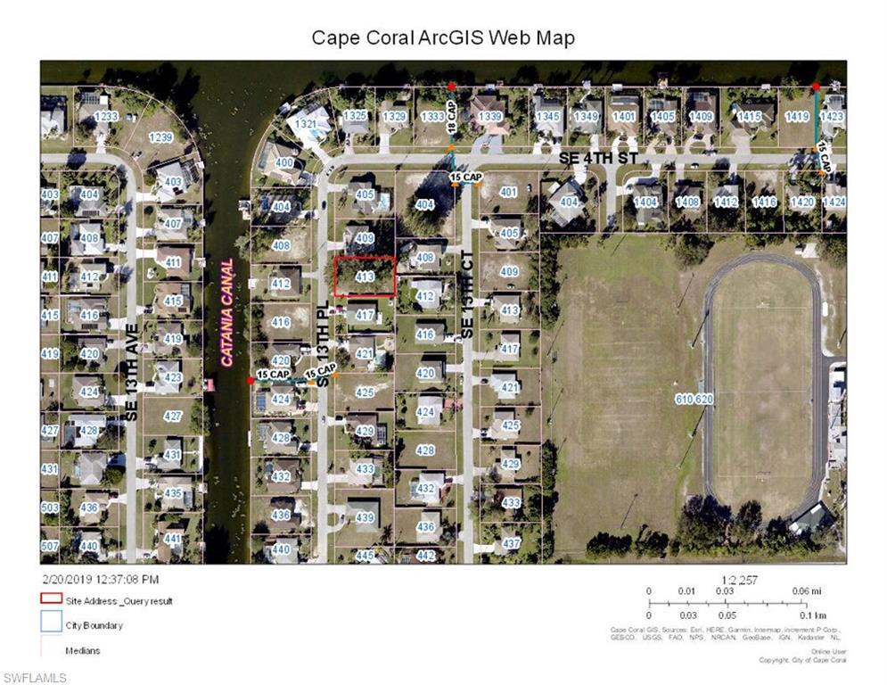 413 Se 13th Place, Cape Coral, Fl 33990