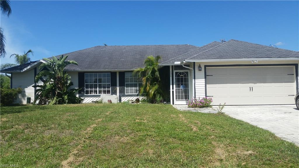 Image of     # Cape Coral FL 33991 located in the community of CAPE CORAL