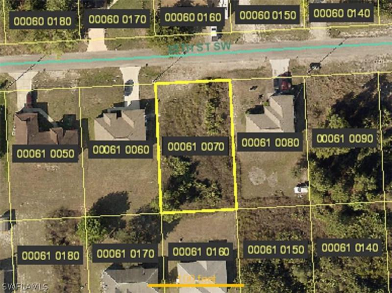 3409 SW 25th, Lehigh Acres, FL, 33976