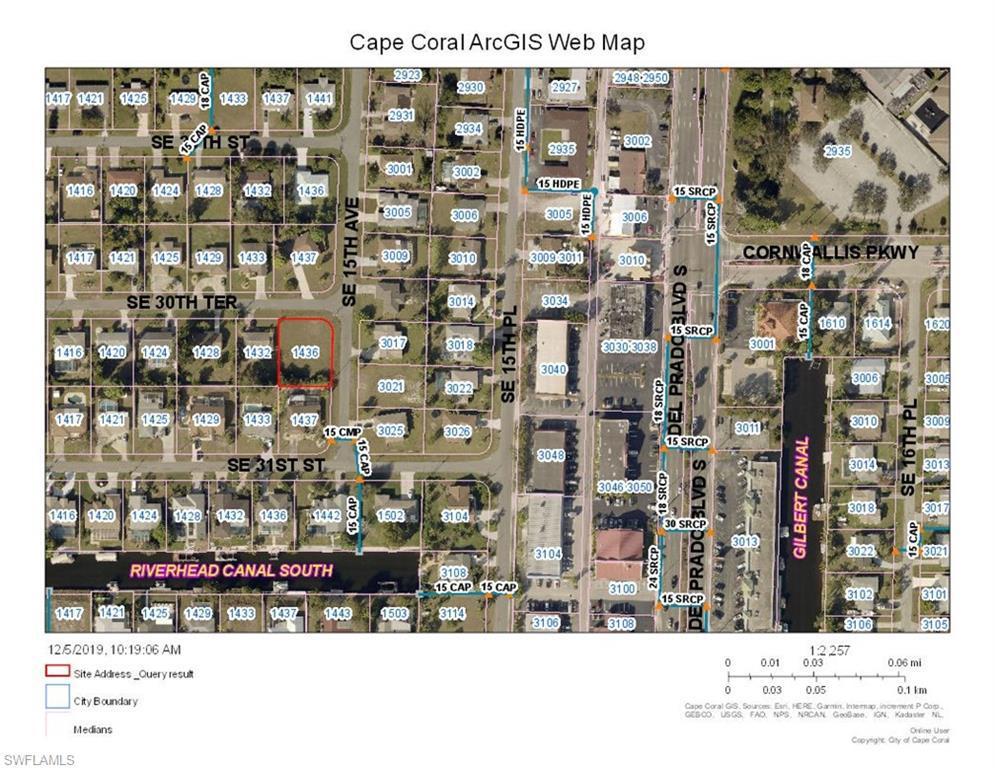 1436 Se 30th Terrace, Cape Coral, Fl 33904