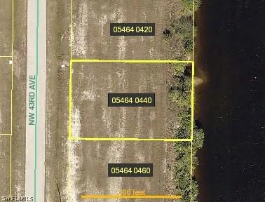 3801 Nw 43rd Avenue, Cape Coral, Fl 33993