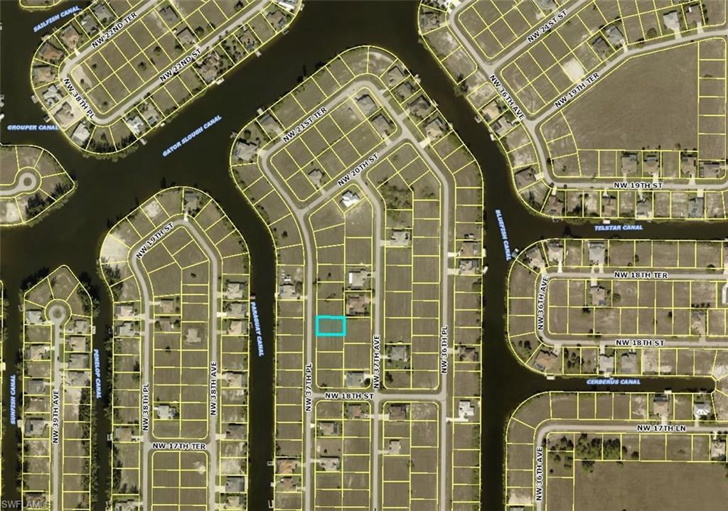 1813 Nw 37th Place, Cape Coral, Fl 33993