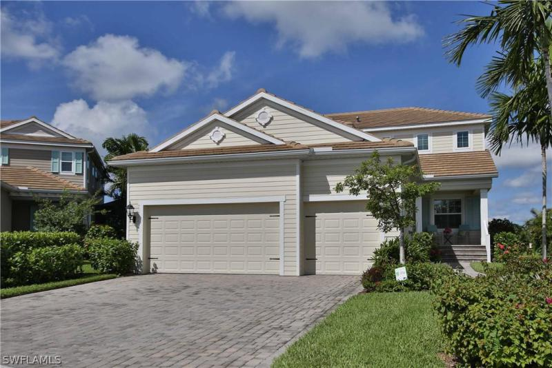 Image of     # Fort Myers FL 33908 located in the community of COASTAL KEY