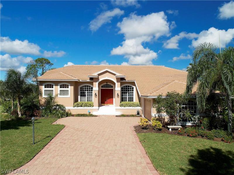 Image of 5661 Harborage DR  # Fort Myers FL 33908 located in the community of HARBORAGE
