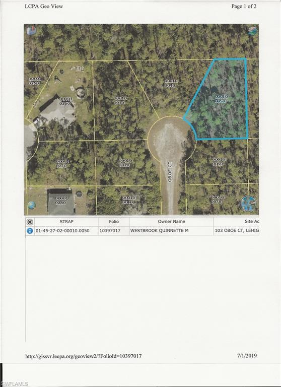 103 Oboe, Lehigh Acres, FL, 33974