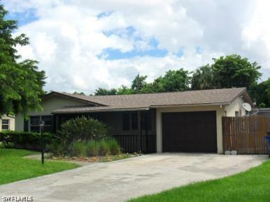 Image of 5543 Sunrise DR  # Fort Myers FL 33919 located in the community of MCGREGOR GROVES