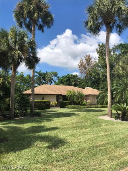 Image of     # Fort Myers FL 33908 located in the community of MCGREGOR WOODS