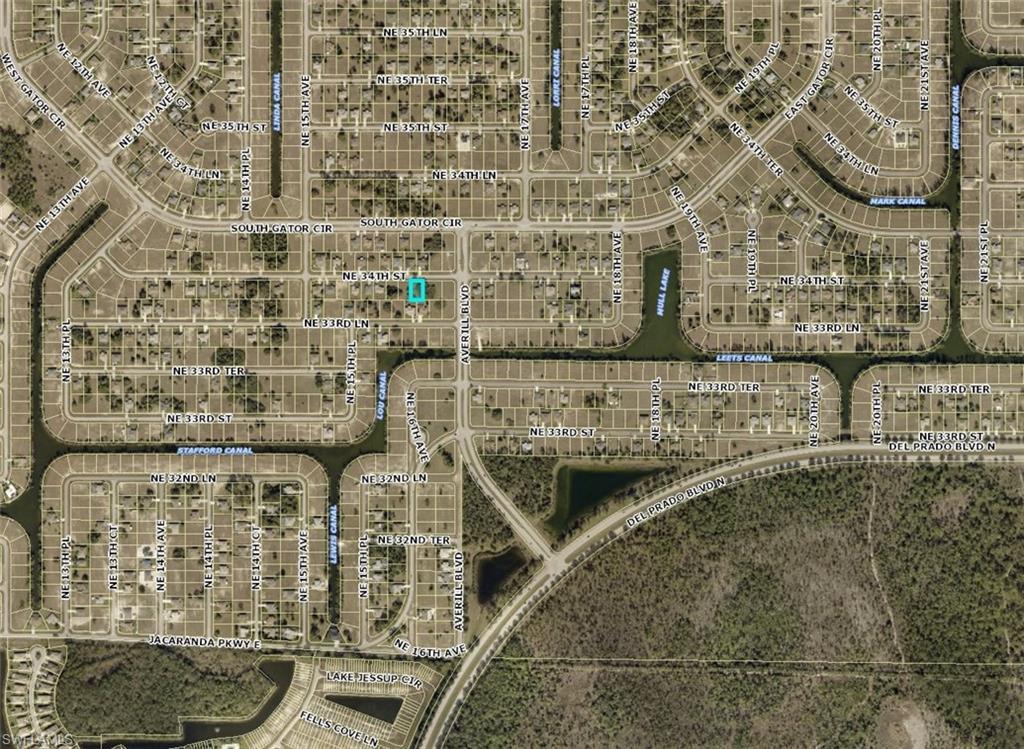 1600 Ne 34th Street, Cape Coral, Fl 33909
