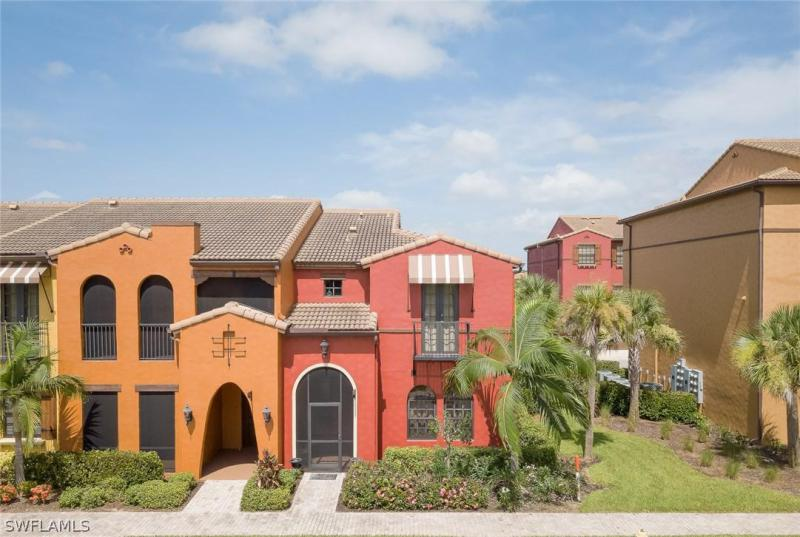 Image of 11872 Palba WAY  #5605 Fort Myers FL 33912 located in the community of PASEO