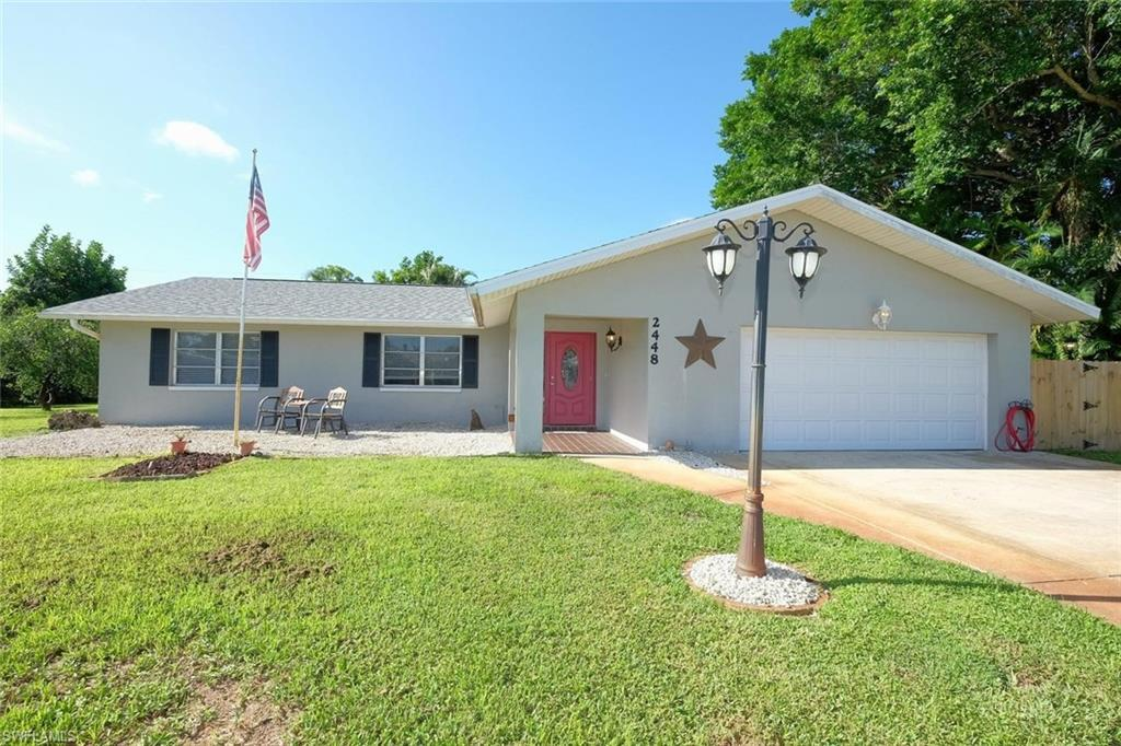 Image of 2448 Ephraim AVE  # Fort Myers FL 33907 located in the community of FT MYERS VILLAS