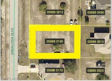 4153 Andalusia Boulevard, Cape Coral, Fl 33909