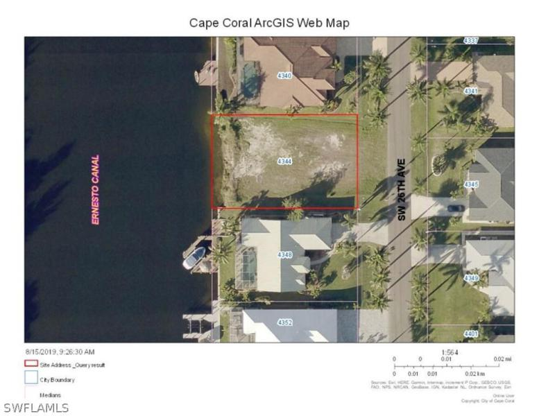 4344 Sw 26th Avenue, Cape Coral, Fl 33914