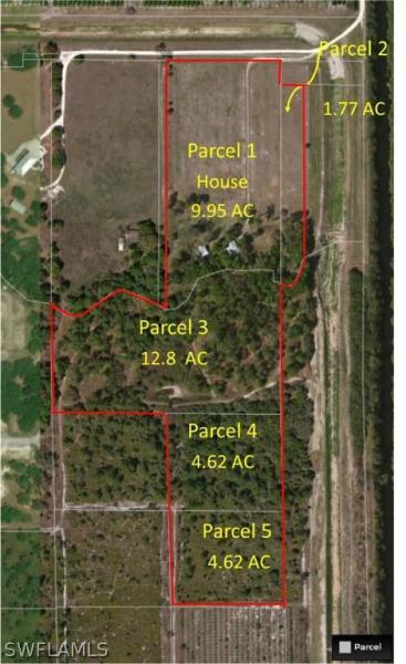 7605  D H Parker,  Labelle, FL