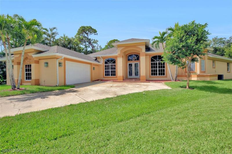 Image of 15794 San Antonio CT  # Fort Myers FL 33908 located in the community of MCGREGOR WOODS