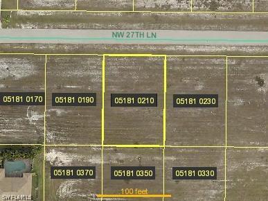 4312 Nw 27th Lane, Cape Coral, Fl 33993