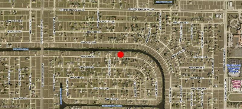 2045 Nw 6th Street, Cape Coral, Fl 33993