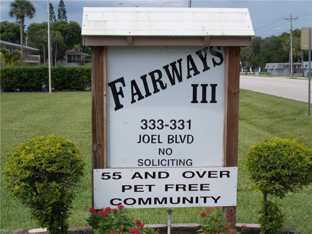 341  Joel BLVD Unit 218, Lehigh Acres, FL 33936-