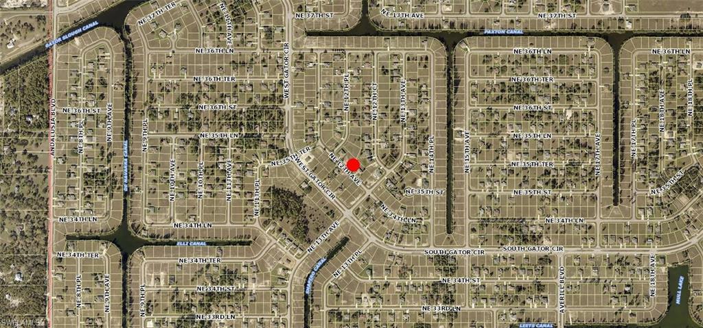 3413 Ne 12th Avenue, Cape Coral, Fl 33909
