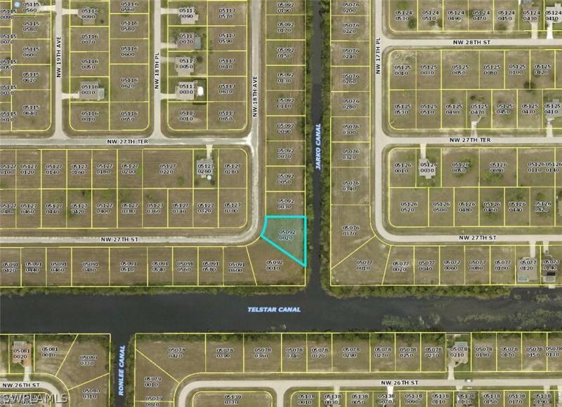 2703 Nw 18th Avenue, Cape Coral, Fl 33993