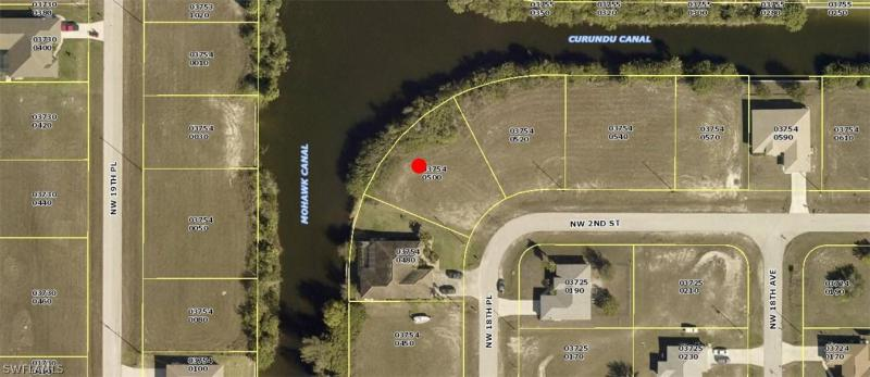 156 Nw 18th Place, Cape Coral, Fl 33993