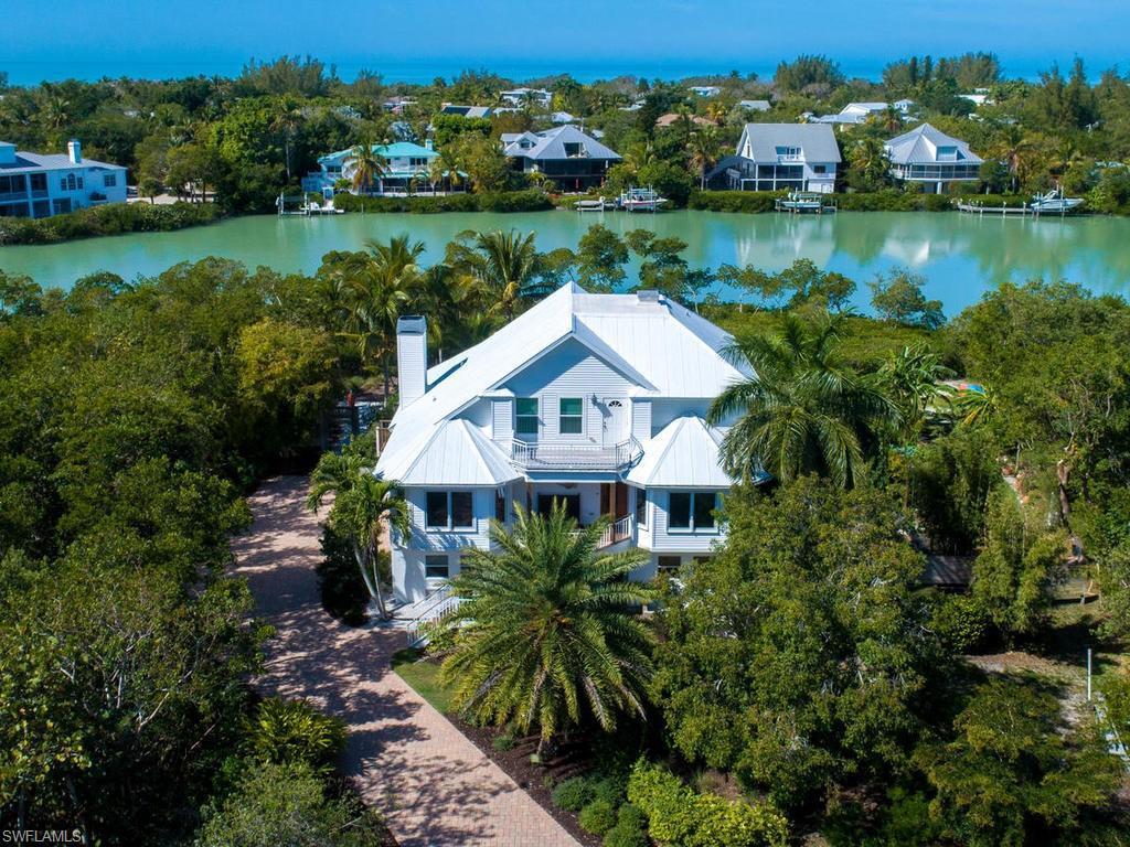 Dinkins Lake, Sanibel, Florida