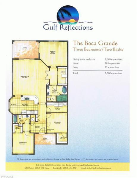 11001 Gulf Reflections A201, Fort Myers, FL, 33908
