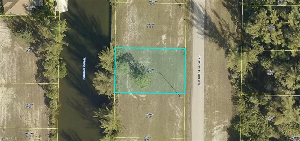 2516 Old Burnt Store Road, Cape Coral, Fl 33993