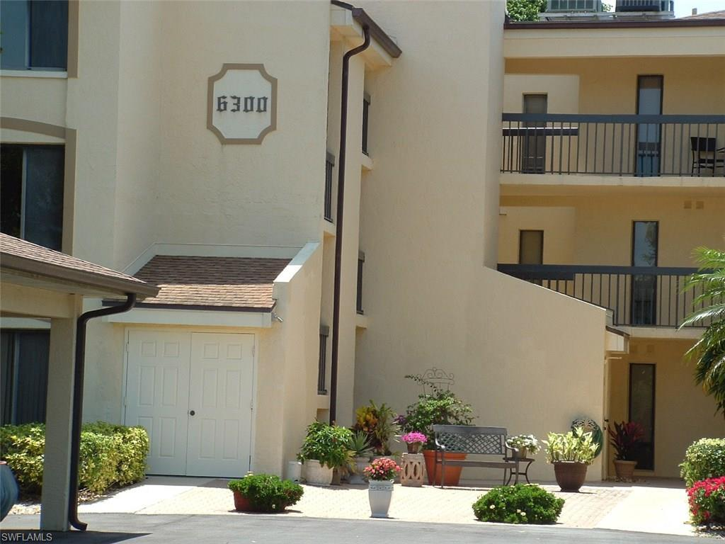 Image of 6300 Cougar RUN  #104 Fort Myers FL 33908 located in the community of THE FOREST