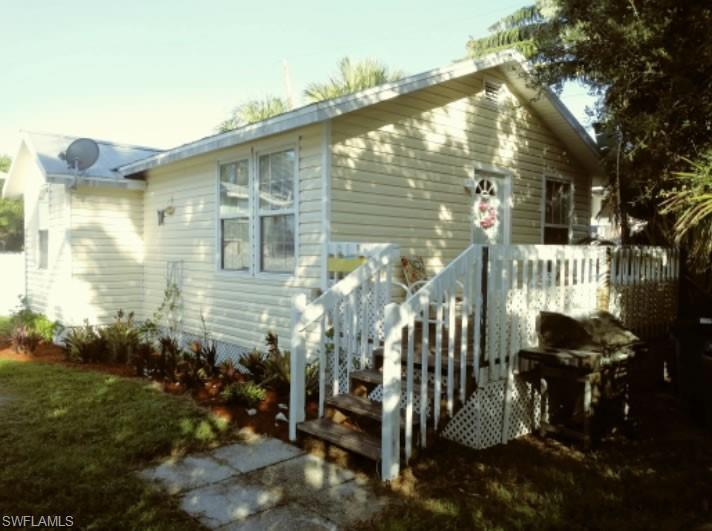 Image of 159 Hercules DR  # Fort Myers Beach FL 33931 located in the community of EL SOL