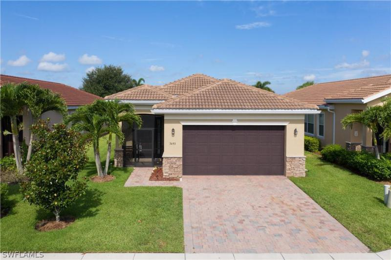 3493  Crosswater,  North Fort Myers, FL