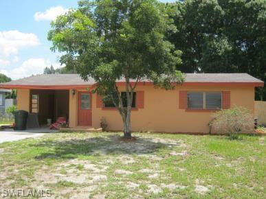 Image of 2949 Powell ST  # Fort Myers FL 33901 located in the community of GRACIOUS HOMES SUBD