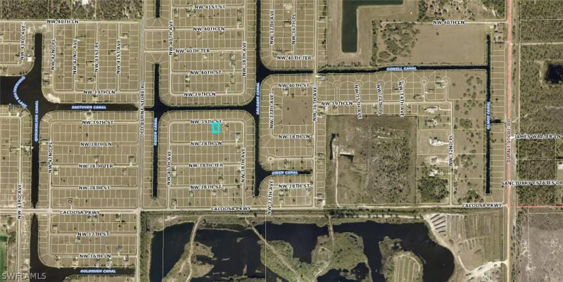 3816 Nw 39th Street, Cape Coral, Fl 33993